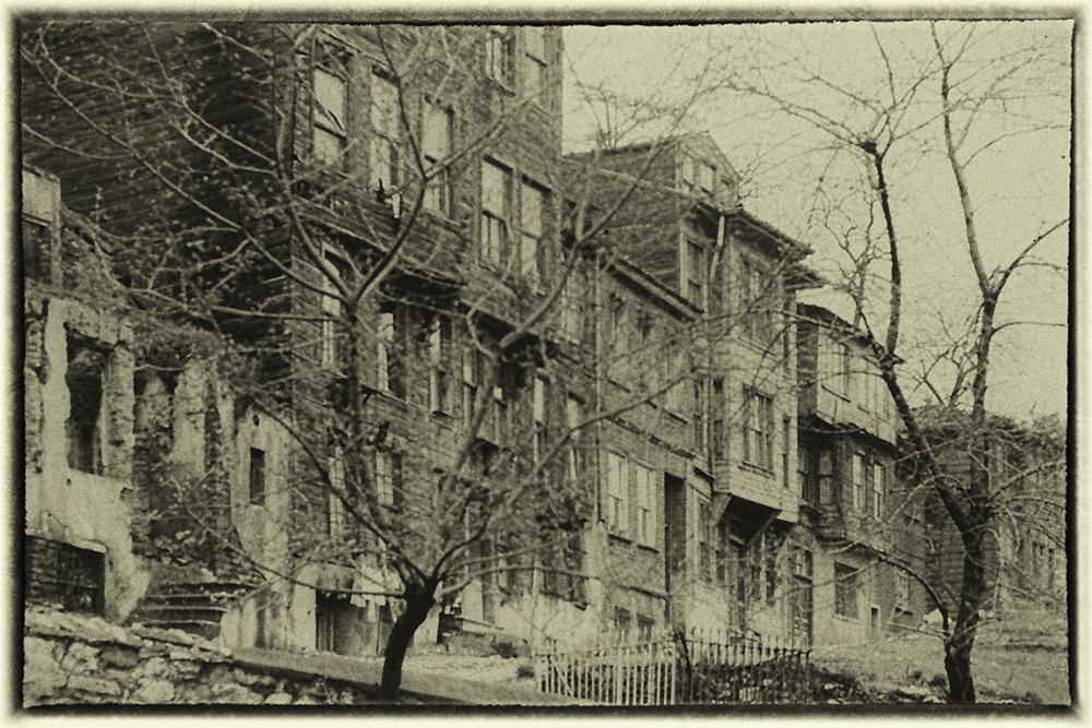 photoblog image Old Istanbul