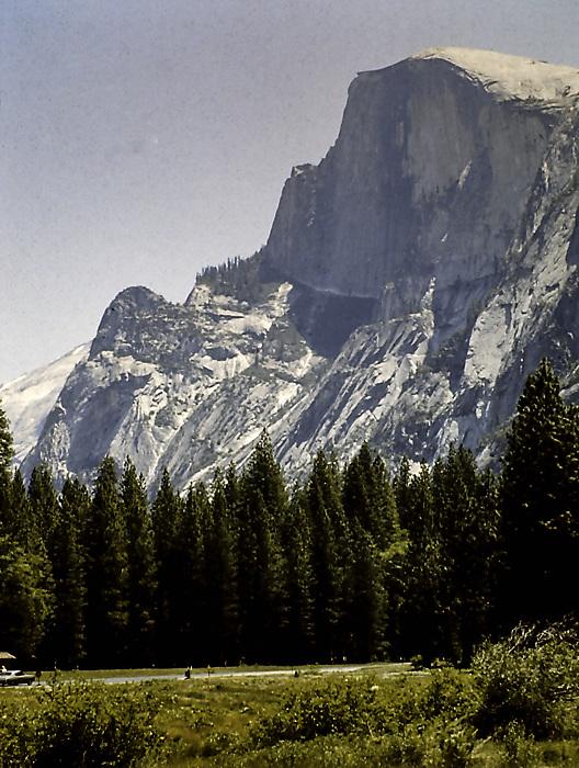 photoblog image Half Dome, Yosemite National Park