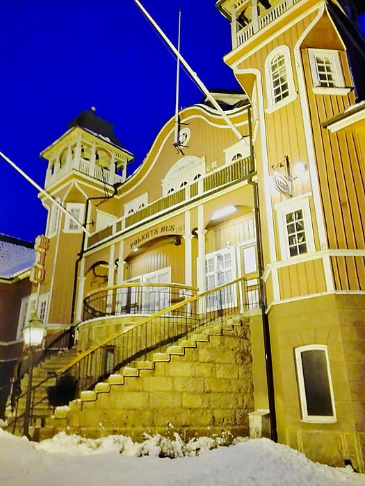 photoblog image Ulricehamn-Folkets Hus