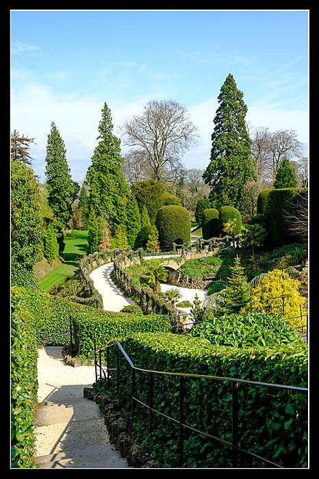 photoblog image Brodsworth Hall - Garden 1