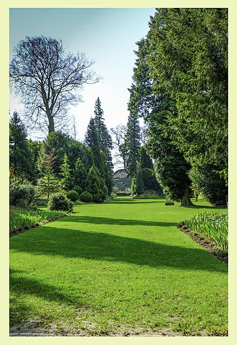 photoblog image Brodsworth Hall - Archery ground