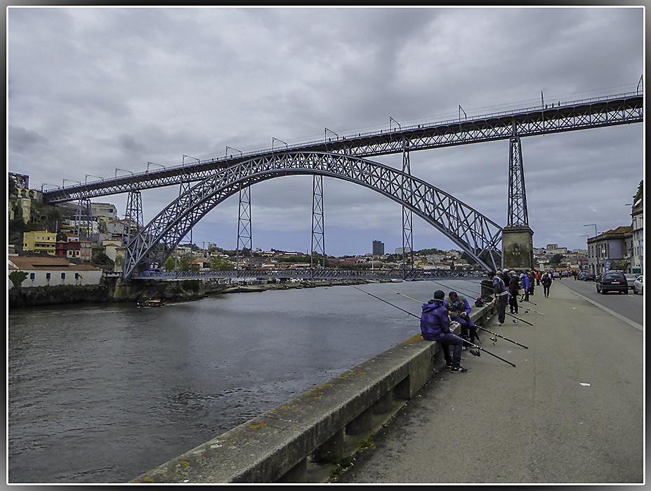 photoblog image Porto-bridge
