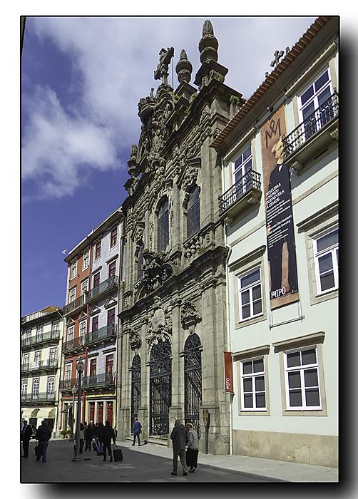 photoblog image Porto-Igreja da Misericordia - exterior