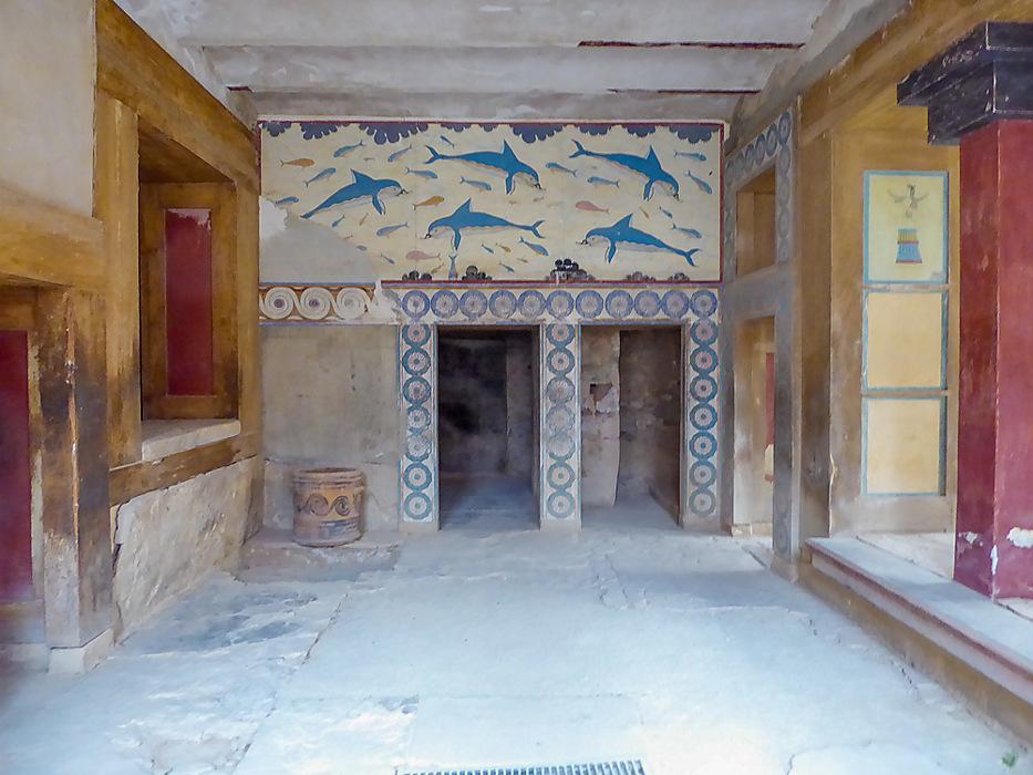 """photoblog image Knossos - """"Queen's Hall"""""""