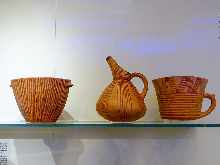 photoblog image Knossos - pottery