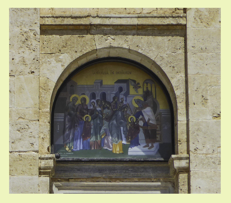 photoblog image Chania-Cathedral