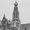 Haarlem-Grote Kerk spire