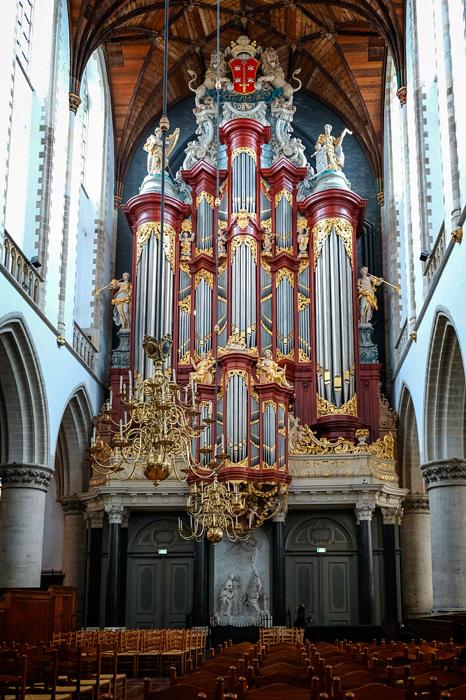photoblog image Haarlem-Grote Kerk organ
