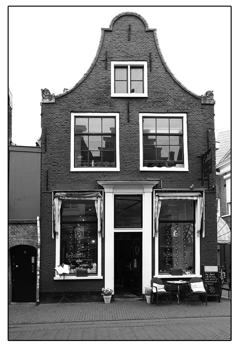 photoblog image Holland-shop facade