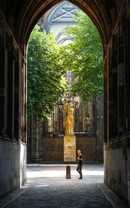 photoblog image Utrecht - Cathedral quarter