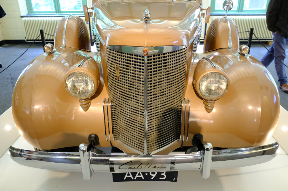 photoblog image Het Loo - Cadillac