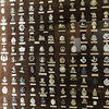 Cliffe Castle Museum - Military badges