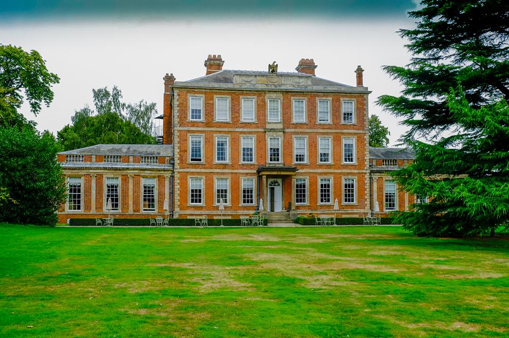 photoblog image Middlethorpe Hall