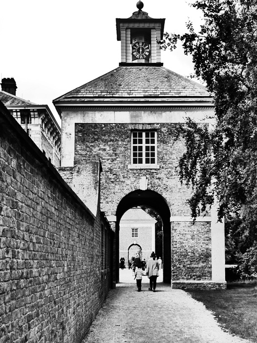 photoblog image Beningbrough Hall - Clock tower 2