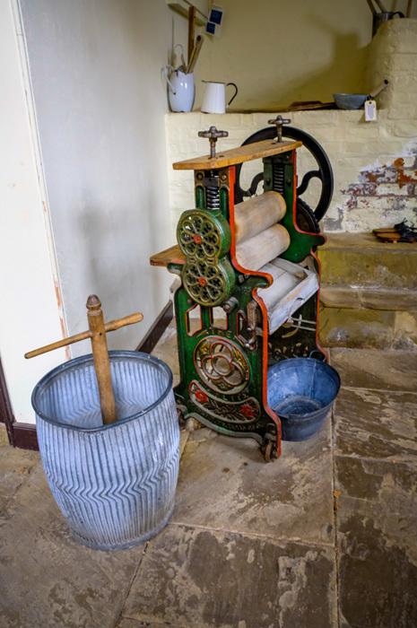 photoblog image Beningbrough Hall - Laundry