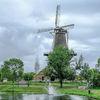 Leiden - windmill