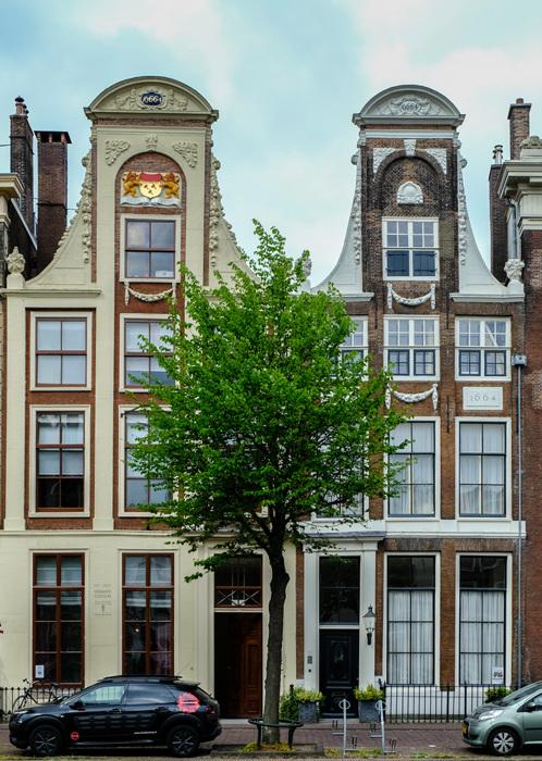 photoblog image Leiden - facades