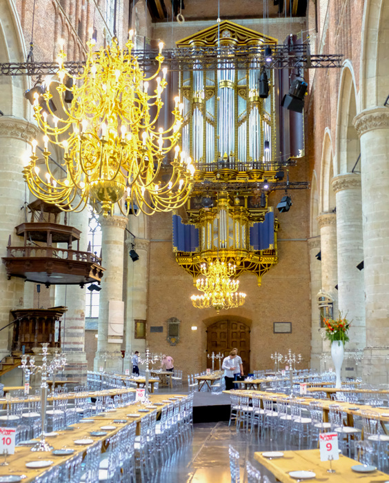 photoblog image Leiden - cathedral