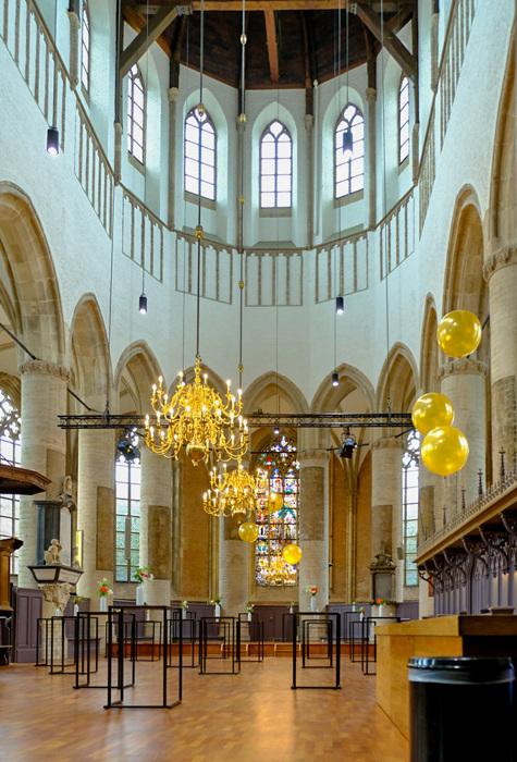 photoblog image Leiden - cathedral - choir
