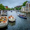 Leiden - canal view