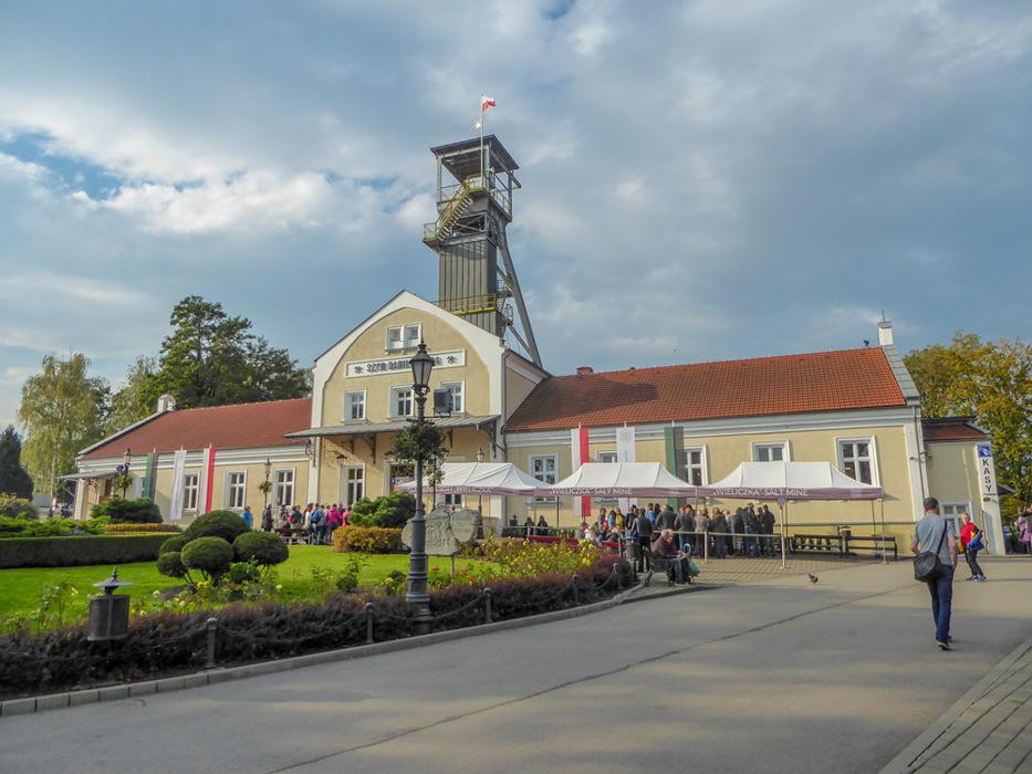 photoblog image Krakow-Wieliczka salt mine - 1