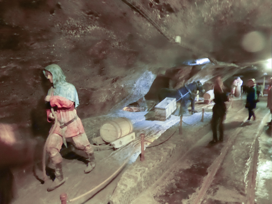 photoblog image Krakow-Wieliczka salt mine - 6