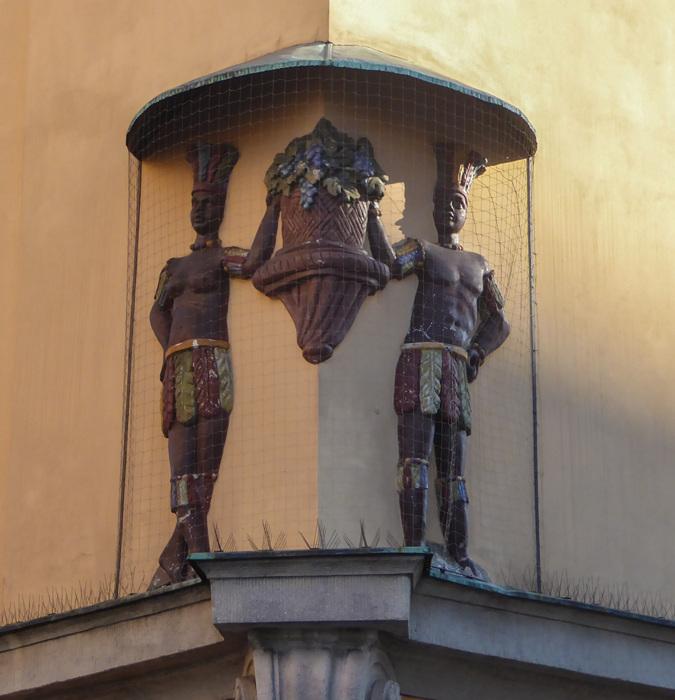 photoblog image Krakow-Architectural details -  3