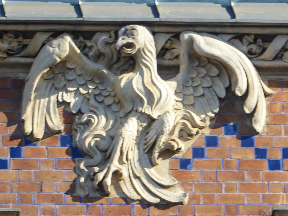 photoblog image Krakow-Architectural details -  4