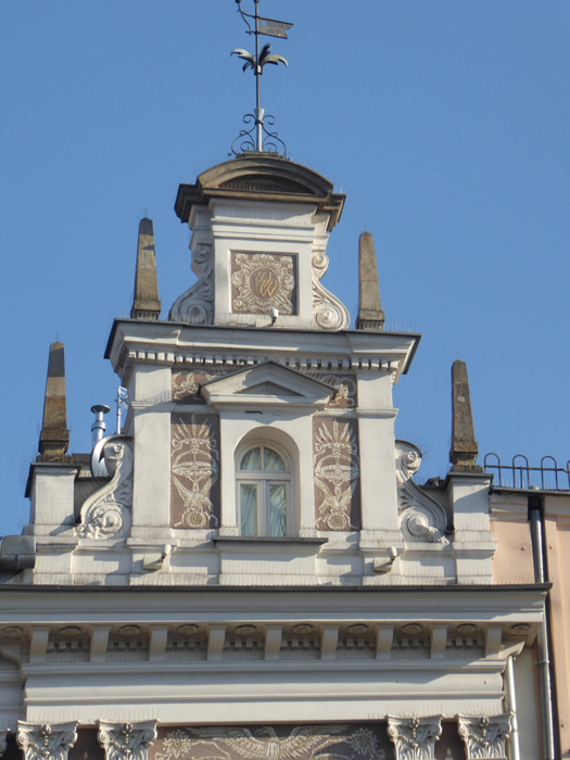 photoblog image Krakow-Architectural details - 6