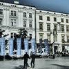 Krakow-Town square