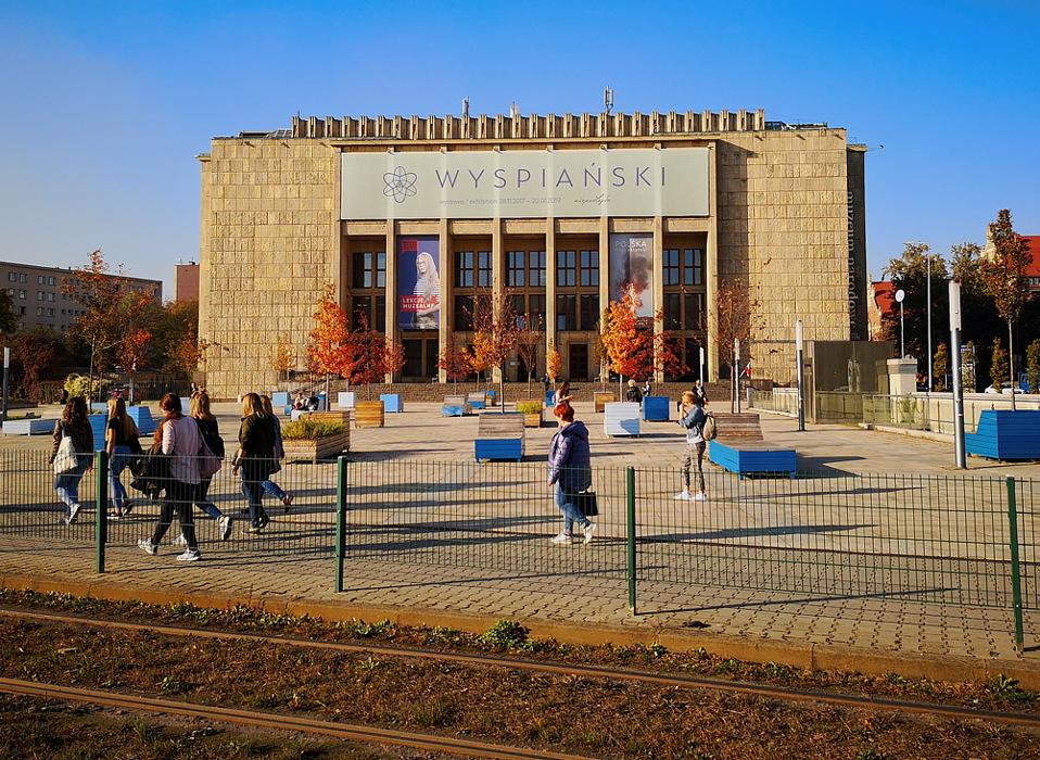photoblog image Krakow-National Museum
