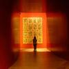 Wyspianski exhibition - viewer