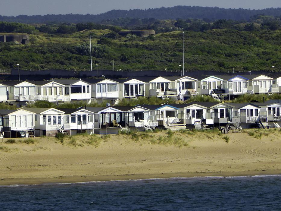 photoblog image Holland-Beach cabins