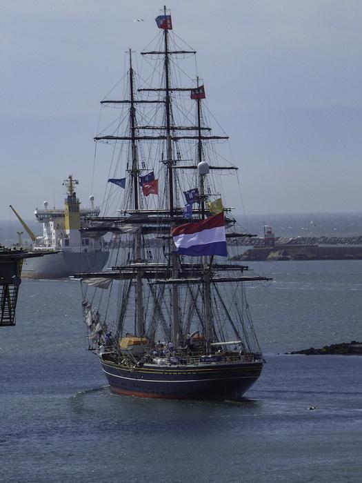 photoblog image Tall Ship