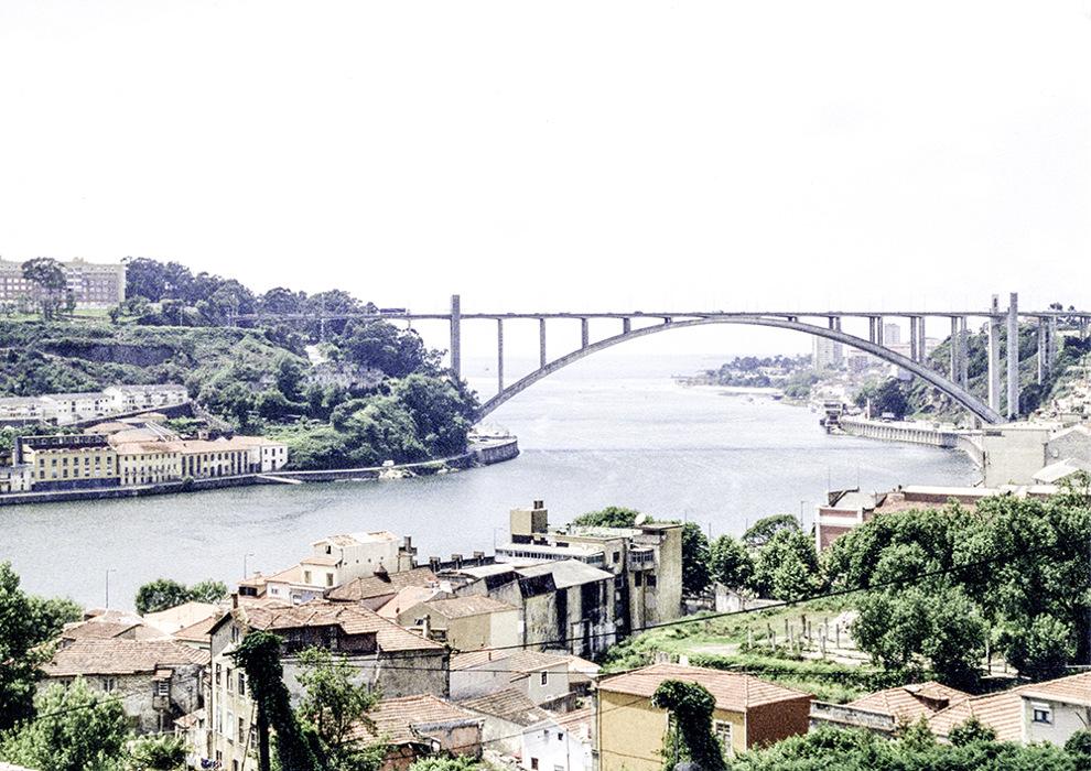 photoblog image Porto - high key