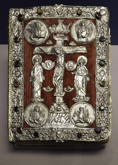 photoblog image Crete-Arkadi monastery-Bible