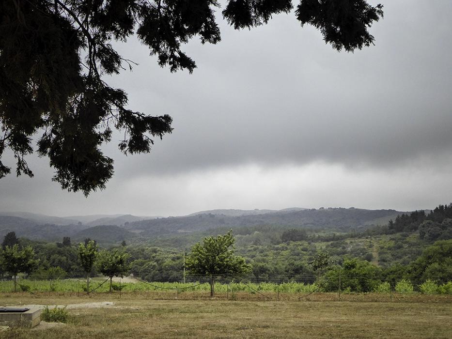 photoblog image Cretan landscape