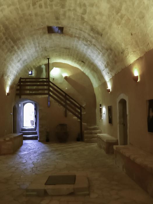 photoblog image Crete-Arkadi monastery