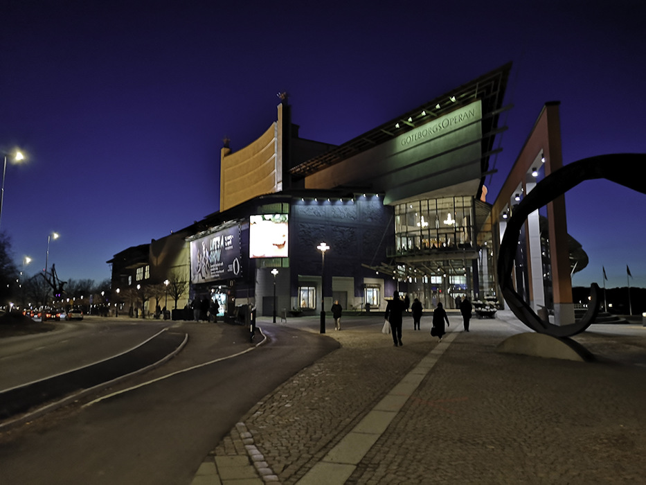 photoblog image Gothenburg Opera