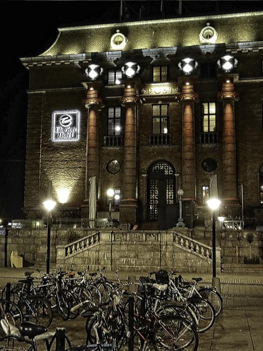 photoblog image Gothenburg-ClarionHotel