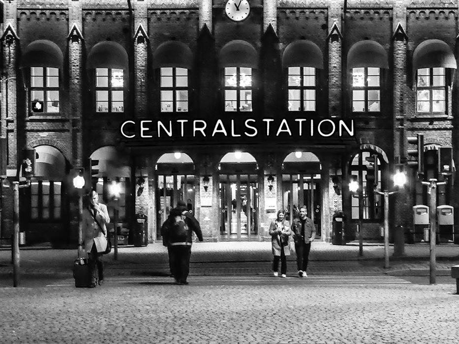 photoblog image Gothenburg-Centralstation