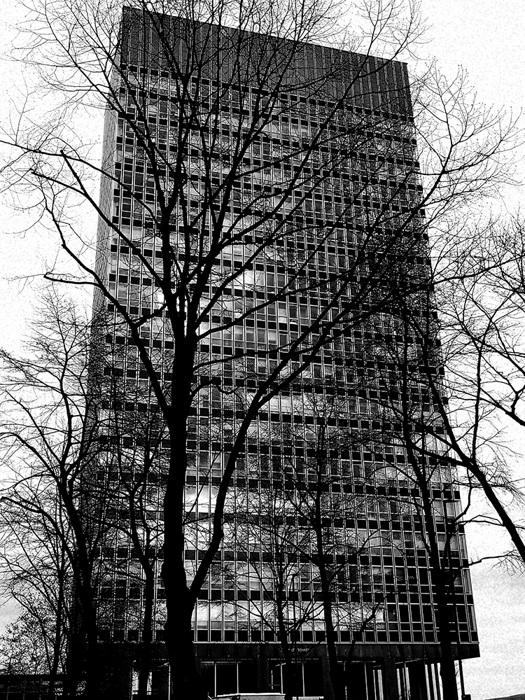 photoblog image Sheffield University-Arts Tower