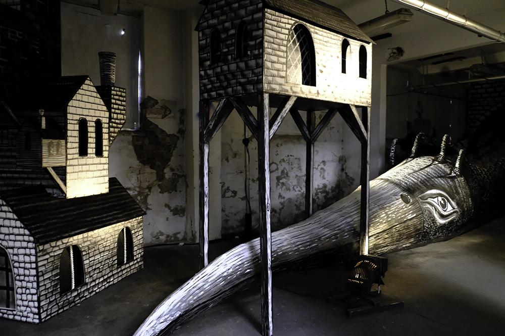 photoblog image Mausoleum of the Giants exhibition - 10