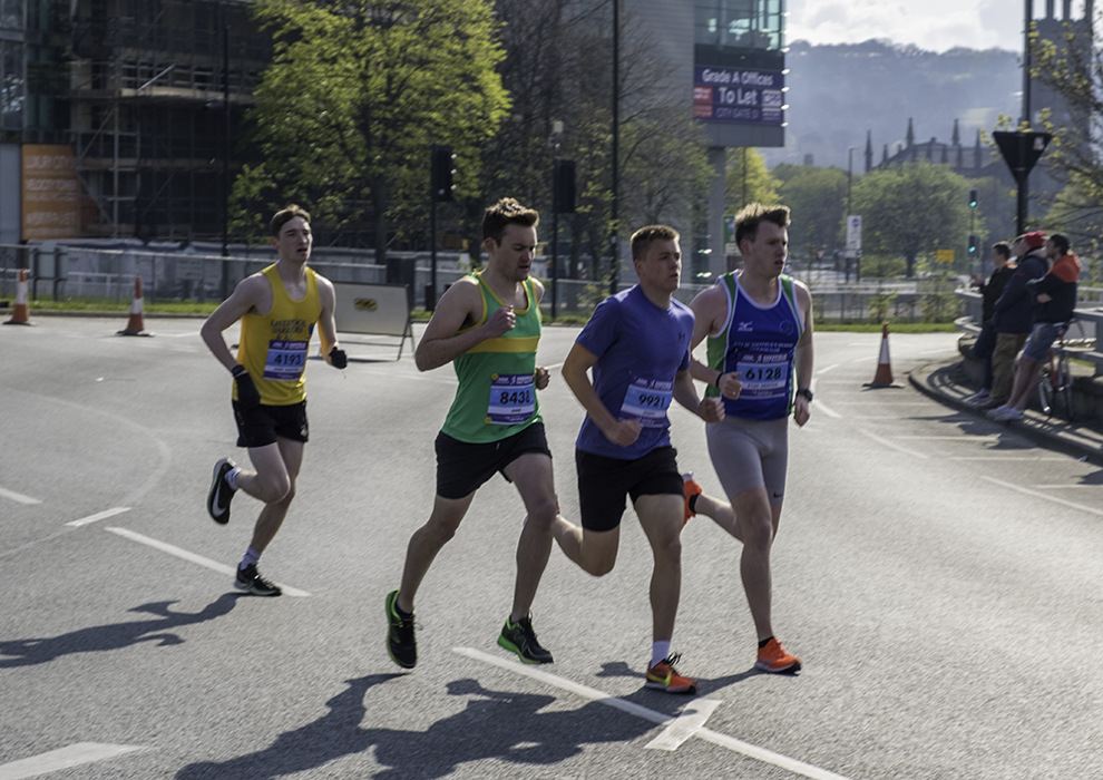 photoblog image Sheffield Half Marathon 2019-1