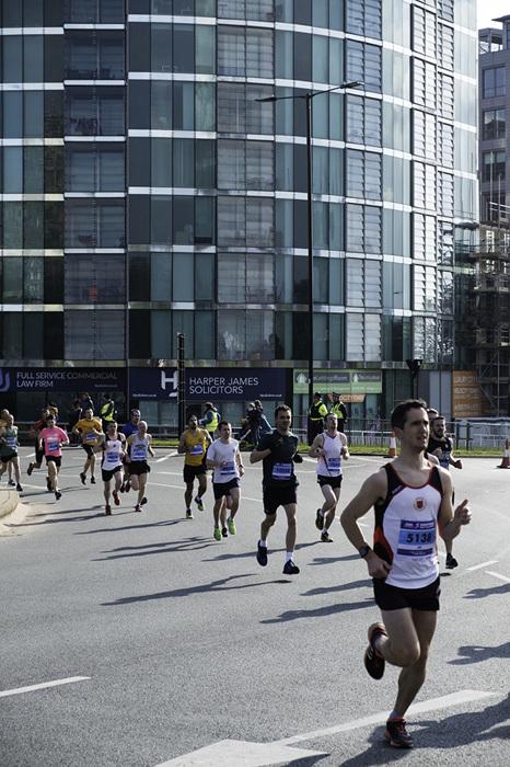photoblog image Sheffield Half Marathon 2019-3