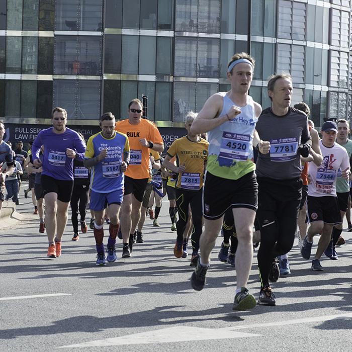 photoblog image Sheffield Half Marathon 2019-4