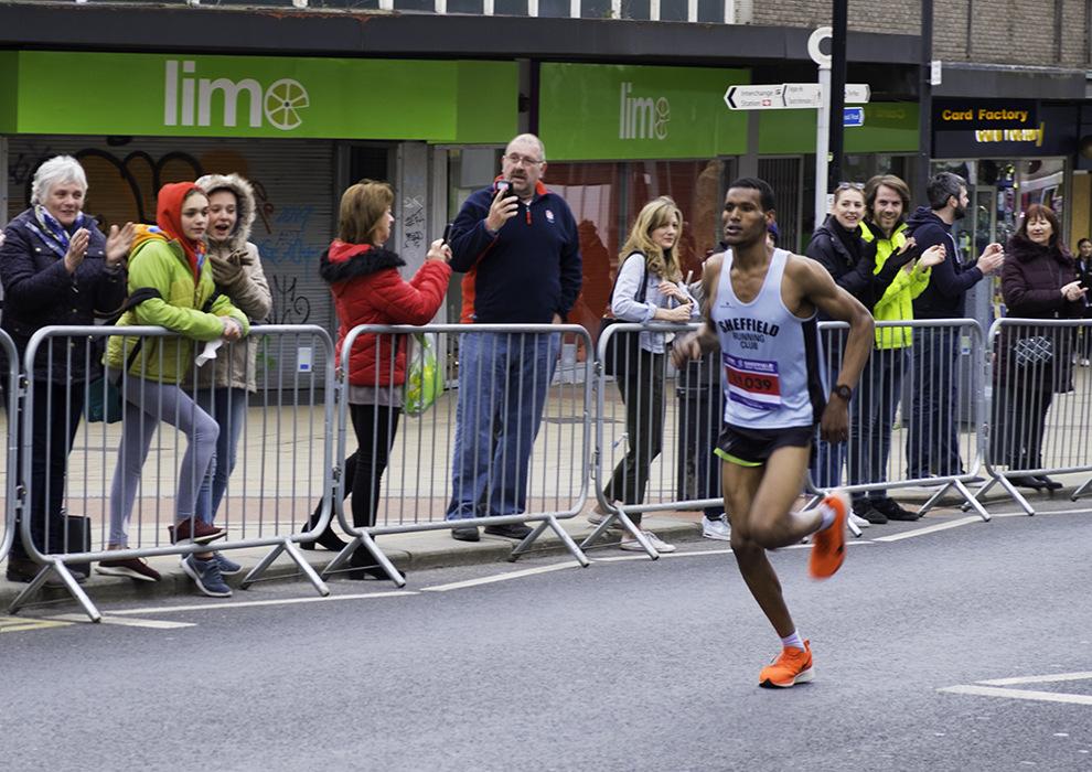 photoblog image Sheffield Half Marathon 2019-9