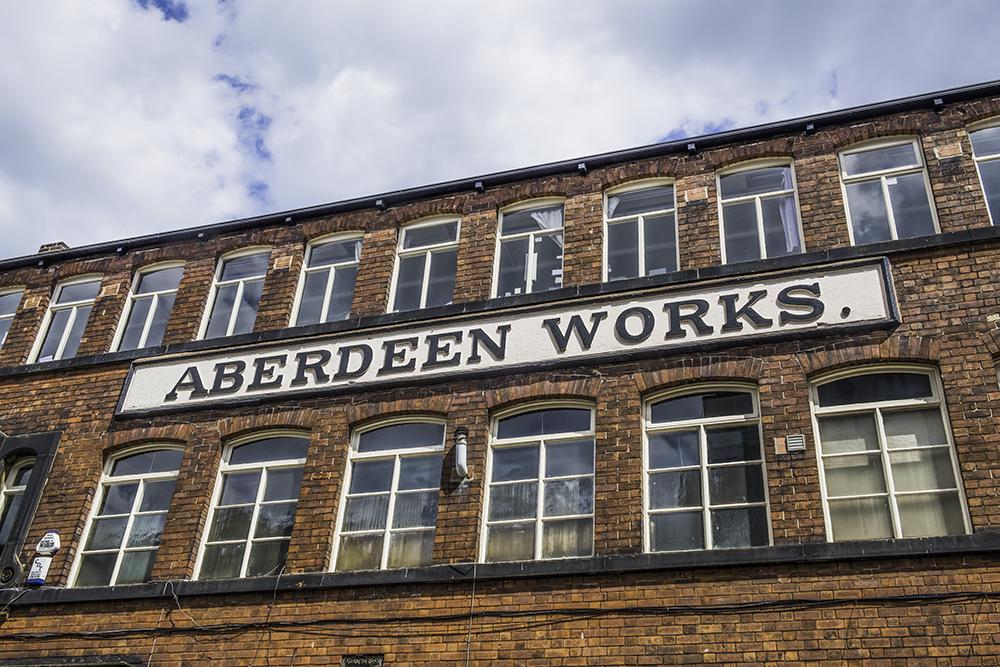 photoblog image Aberdeen Works