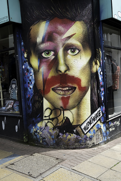 photoblog image Shop art