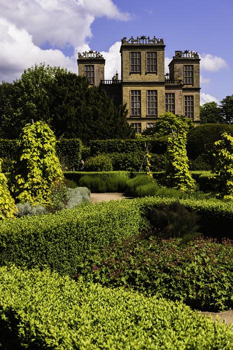 photoblog image Hardwick Hall-1
